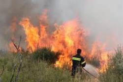 Ανακοίνωση πολιτικής προστασίας Δήμου Πύδνας Κολινδρού για κάψιμο καλαμιών